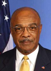 Former U.S. Secretary of Education, Dr. Rod Paige